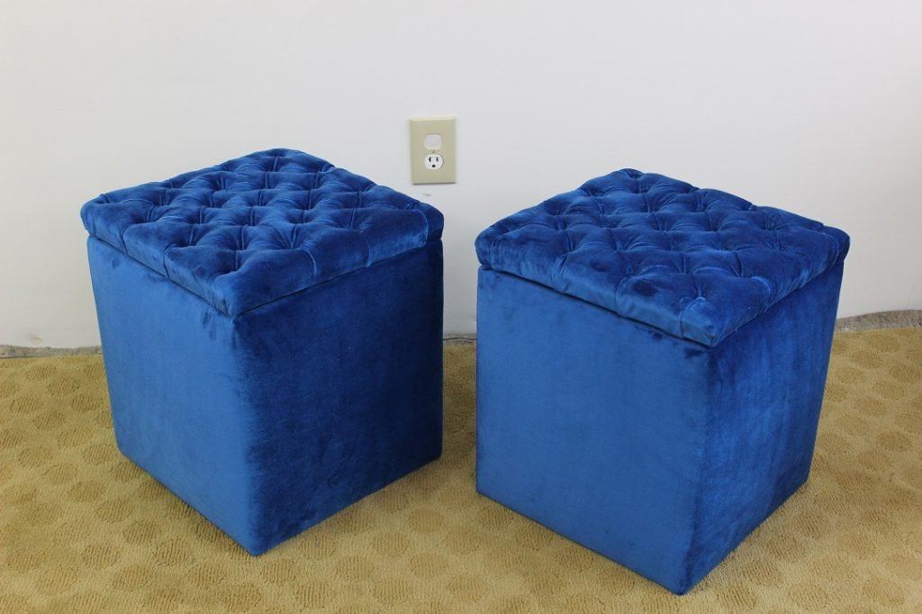 blue boxes stools (8)
